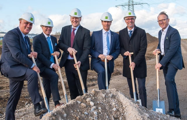 Goodman developing logistics complex for Kuehne and Nagel in Koblenz