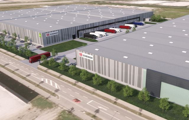 Goodman Augsburg Logistics Centre